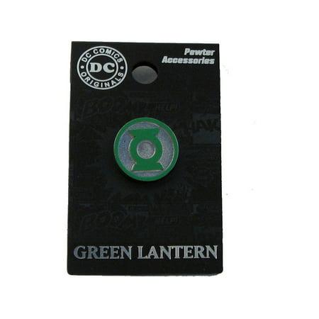 Tippmann Pins (The Green Lantern Color Pewter Lapel Pin)