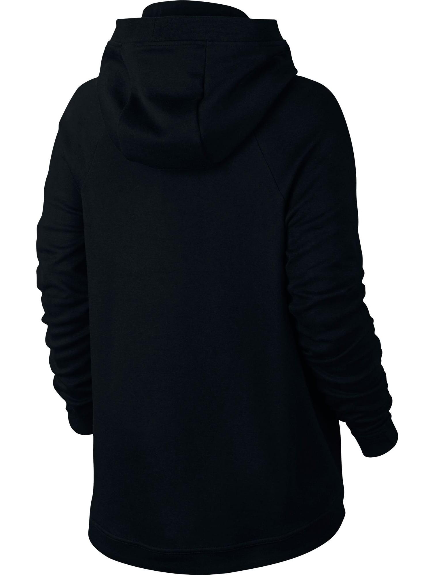 91159d4fbe20 Nike Sportswear Tech Fleece Women s Longsleeve Pullover Hoodie Black ...