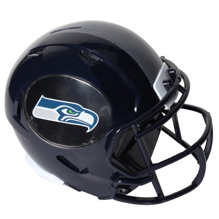 Forever Collectibles NFL Mini Helmet Bank, Seattle Seahawks (New Nfl Helmets)