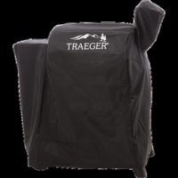 Traeger Series 34 Black Grill Cover 38-11/16 in. H x 22-51/64 in. W x 49-3/16 in. D Pro 34