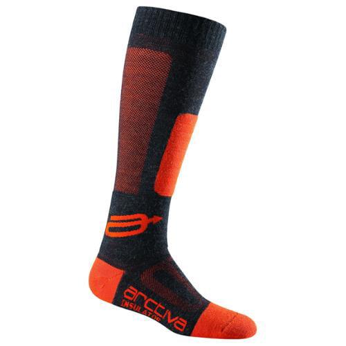 Arctiva Insulator 3 Fleece Socks Black