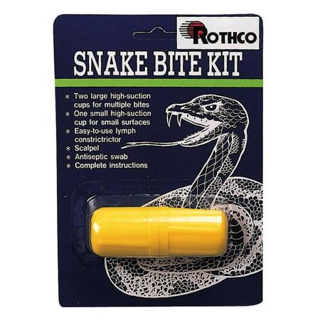 - Rothco Snake Bite Kit