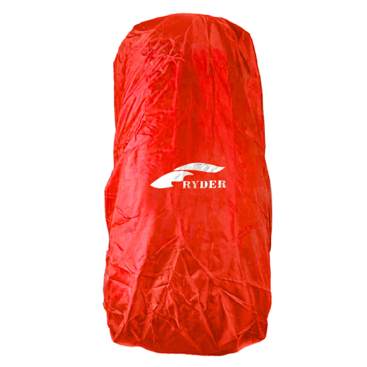 Outdoor Sport Waterproof Nylon Oxford Rain Cover for Backpack - Red (50~70L)