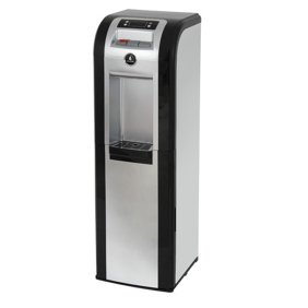 Whirlpool Stainless Steel Bottom-Load Water Dispenser Water Cooler ...