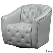 Emerald Home Rome Swivel Club Chair