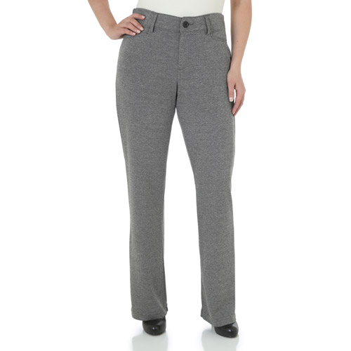 Riders by Lee Women's Career Essentials Stretch Knit Pants