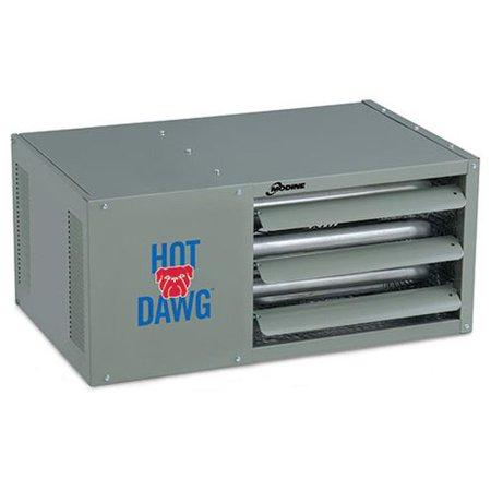 Propane Blower (60K Single Stage Hot Dawg Garage Power Vented Blower Unit - LP )