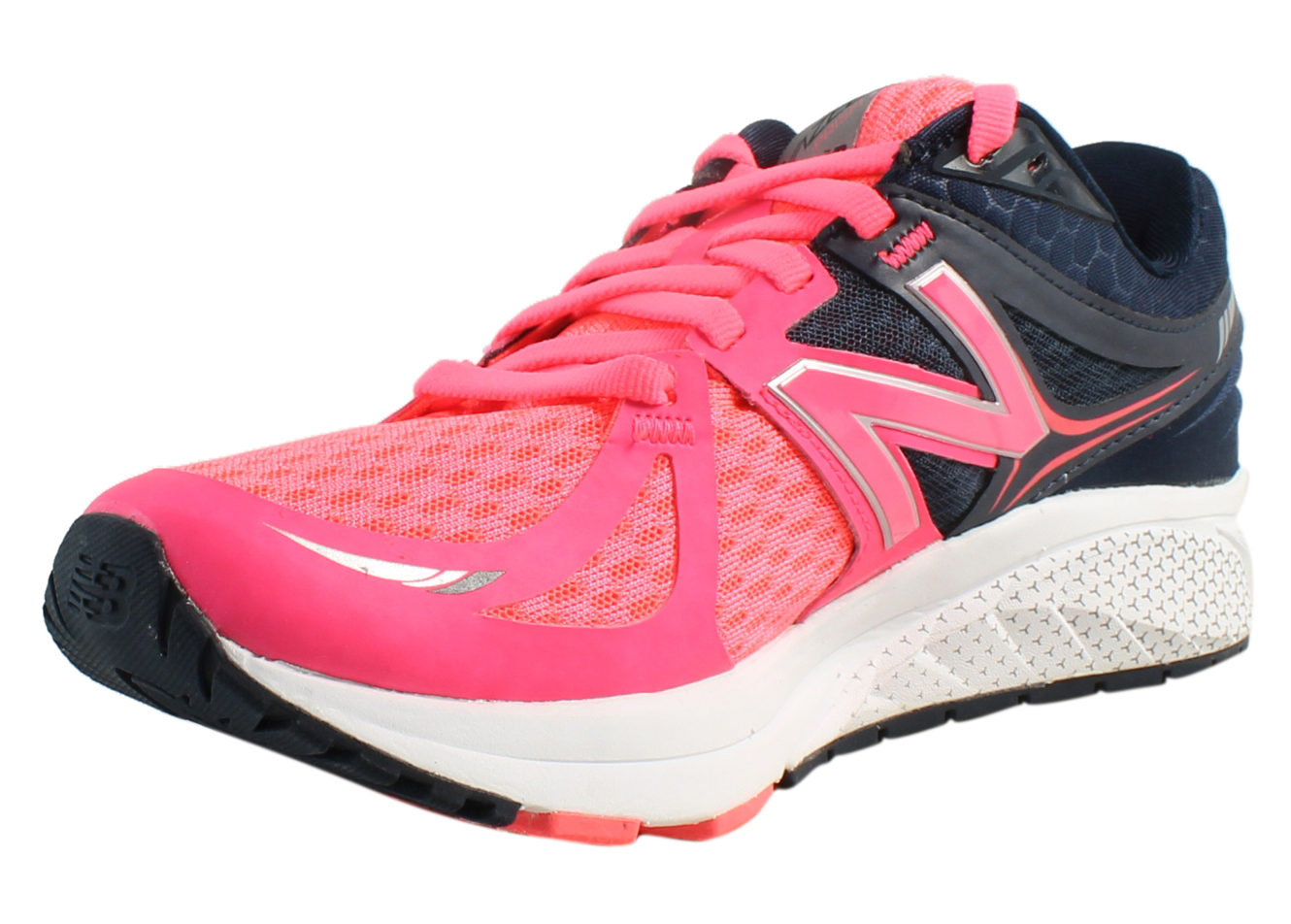 New Balance Womens Size Wprsmbg Pink/Navy Running Shoes Size Womens 5.5 New d7be9c