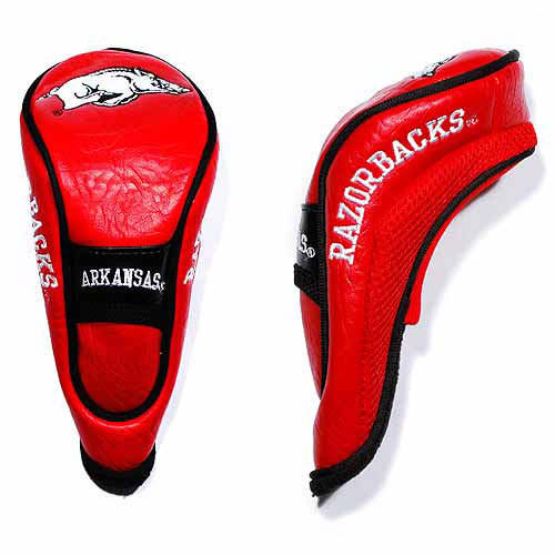 Team Golf NCAA Arkansas Hybrid Head Cover