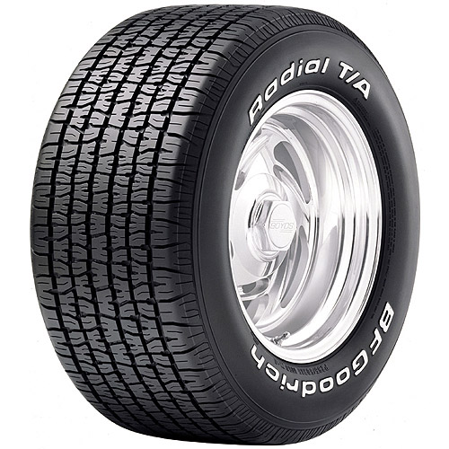 BFGoodrich Radial T/A Performance All-Season Tire P225/70R15 100S