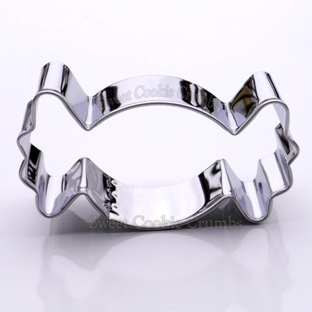 Cookie Wrapper - Wrapped Candy Cookie Cutter- Stainless Steel
