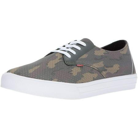 Globe Men's Motley Lyt Skateboarding Shoe, Camo, Size