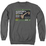 Warehouse 13 Godfrid Spoon Mens Crewneck Sweatshirt