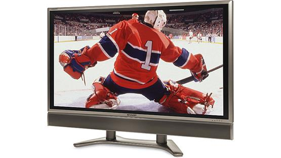 "Sharp LC-57D90U 57"" AQUOS high-definition 1080p LCD TV by Sharp"