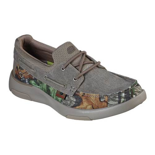 Skechers Men's Skechers Bellinger Garmo Boat Shoe