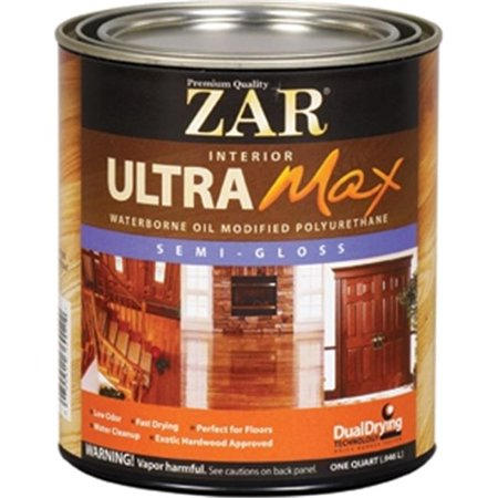UGL 361 1 Quart Semi Gloss Zar Ultra Max Oil Modified Polyurethane