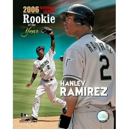 Hanley Ramirez - 2006 NL ROY Sports (Hanley Ramirez Photograph)