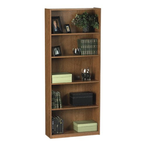 Ameriwood Industries 5-Shelf 68'' Bookcase