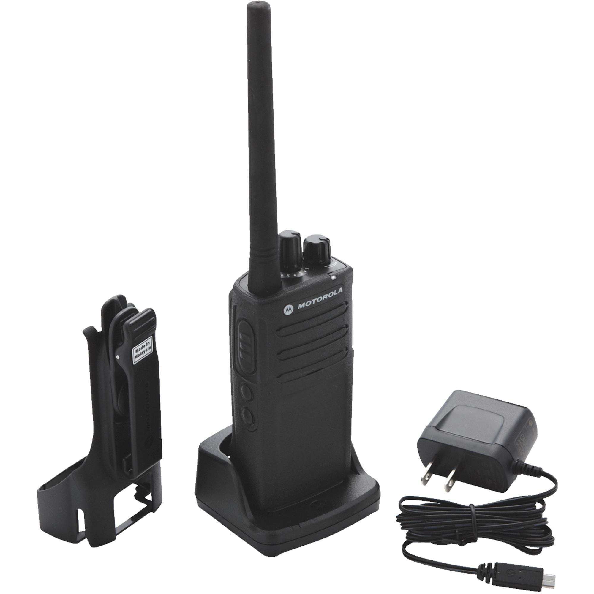 Motorola 2 Watt VHF Business 2-Way Radio