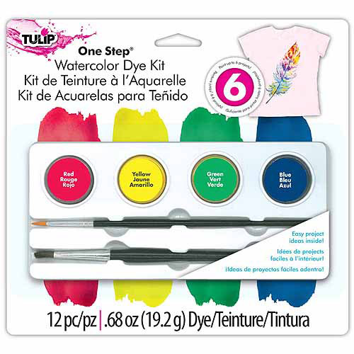 I Love To Create Tulip Watercolor Dye Kit - Primary