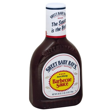 Sweet Baby Ray's Barbecue Sauce 28 oz. Bottle -  340276ZM