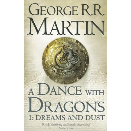 A Dance With Dragons: Part 1 Dreams and Dust (A Song of Ice and Fire Book 5) (Paperback)](Halloween Dance Song Ideas)