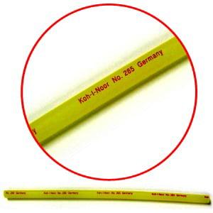 Drafting Erasers - Koh-I-Noor drafting eraser strip - *** sold per individual strip - one each ***