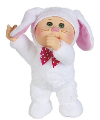 "Cabbage Patch Kids 9""Honey Bunny Cutie Doll by"