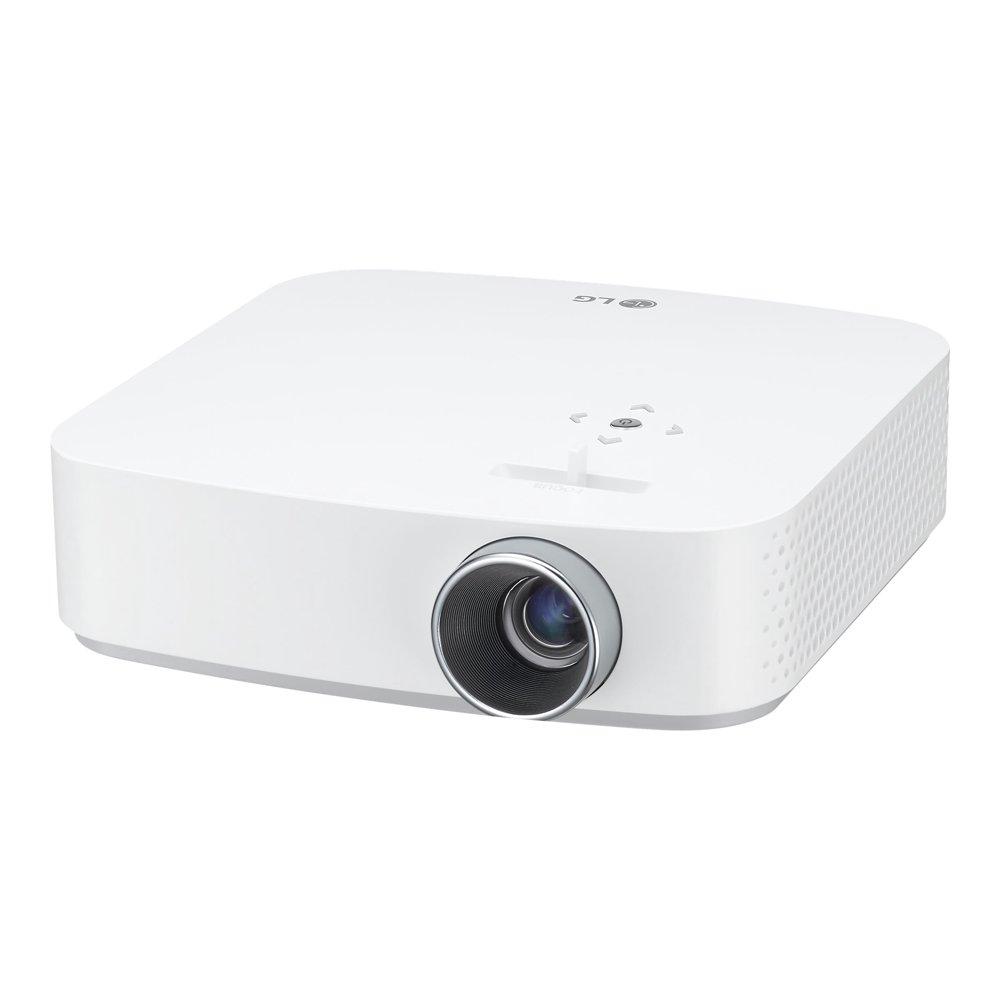 LG PF50KA - DLP projector - RGB LED - portable - 600 lumens - Full HD (1920 x 1080) - 16:9 - 1080p