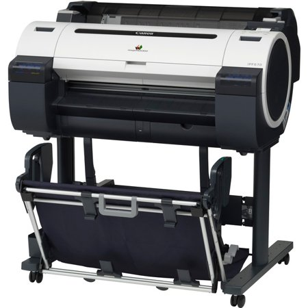 """Canon imagePROGRAF iPF670 Inkjet Large Format Printer with Stand- 24"""" Print Width - Color - image 1 of 1"""