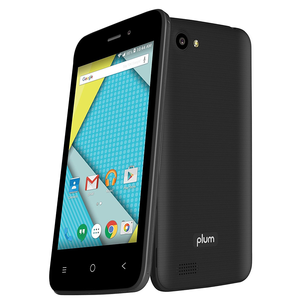 Plum Axe Unlocked 4G Android 6.1 4 Z407 - BLACK