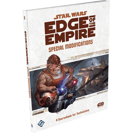 Star Wars: Edge of Empire - Special Modifications (March Of Empires War Of Lords Guide)