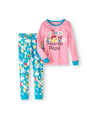 e118350ed Girls Pajama Sets - Walmart.com
