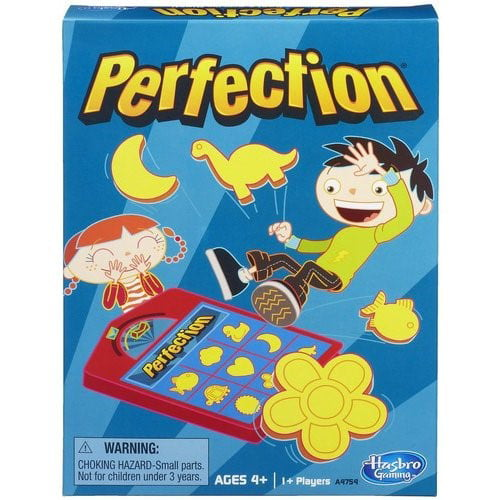 Perfection Game, by Hasbro Games by Hasbro Gaming