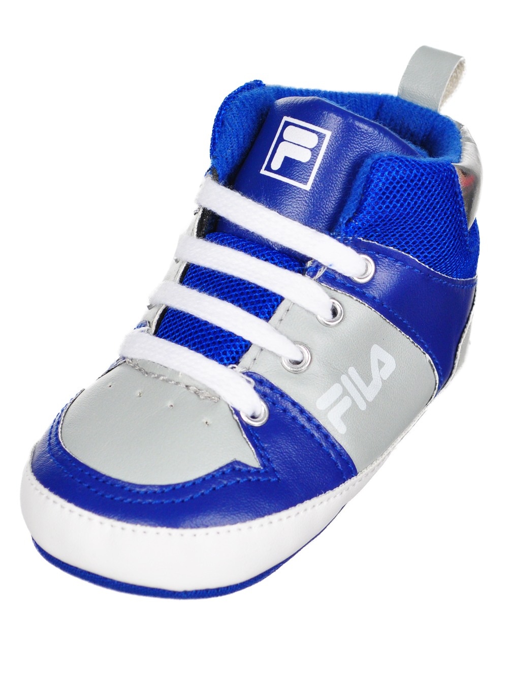 Fila Baby Boys' Sneaker Booties