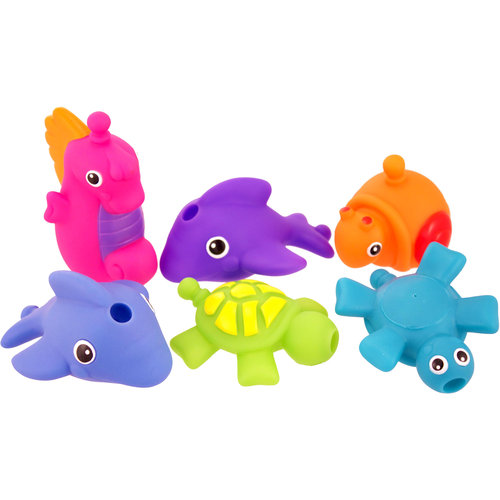 Garanimals 6pc Sea Creatures