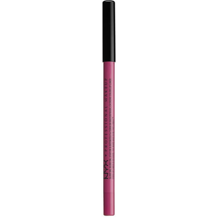 4 Pack - NYX Professional Makeup Slide On Lip Pencil, Fluorescent 0.04 oz