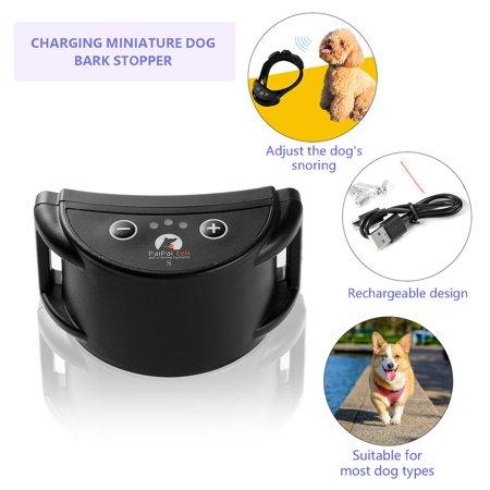 PaiPaitek PD258-S Dog Training Collar Anti-barking Collar USB Dog Trainer - image 4 de 12