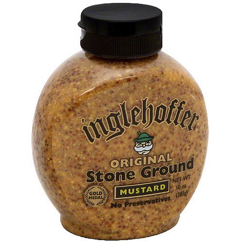 how to make stone ground mustard