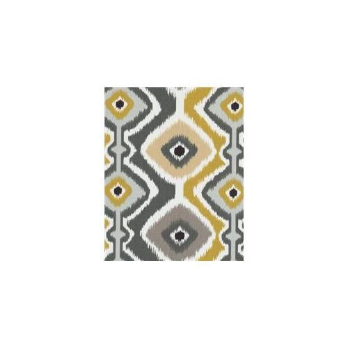 Orien IKMGRA9 Ikat Mesa 100 Percent Polyester Fabric, 54 inch x 9 Yards