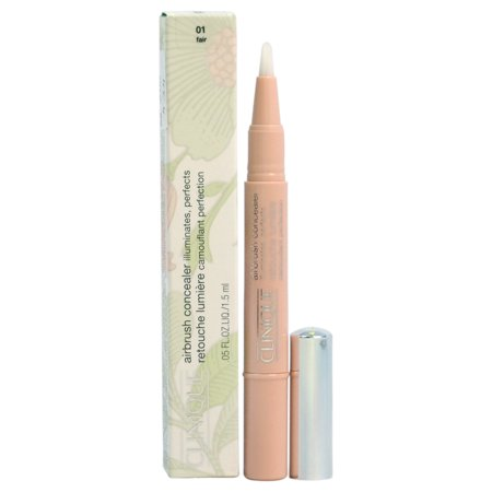 Airbrush Concealer - 01 Fair by Clinique for Women - 0.05 oz Concealer