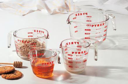 4 piece set Measuring Cups