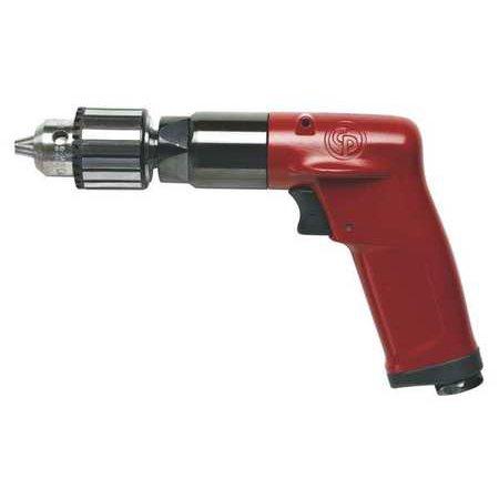CHICAGO PNEUMATIC CP1014P05 3 8 Pistol Air Drill 500 rpm
