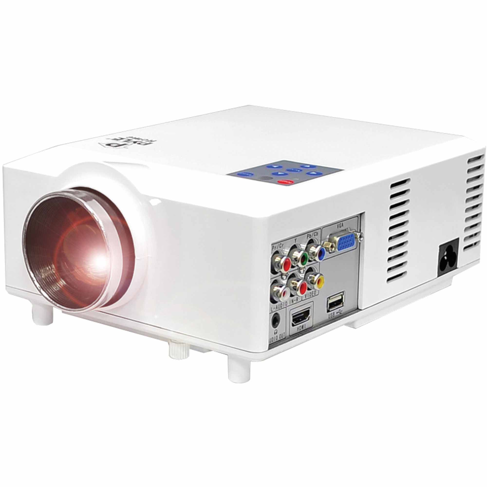 Pyle Widescreen LED Projector with up to 100-Inch Viewing...