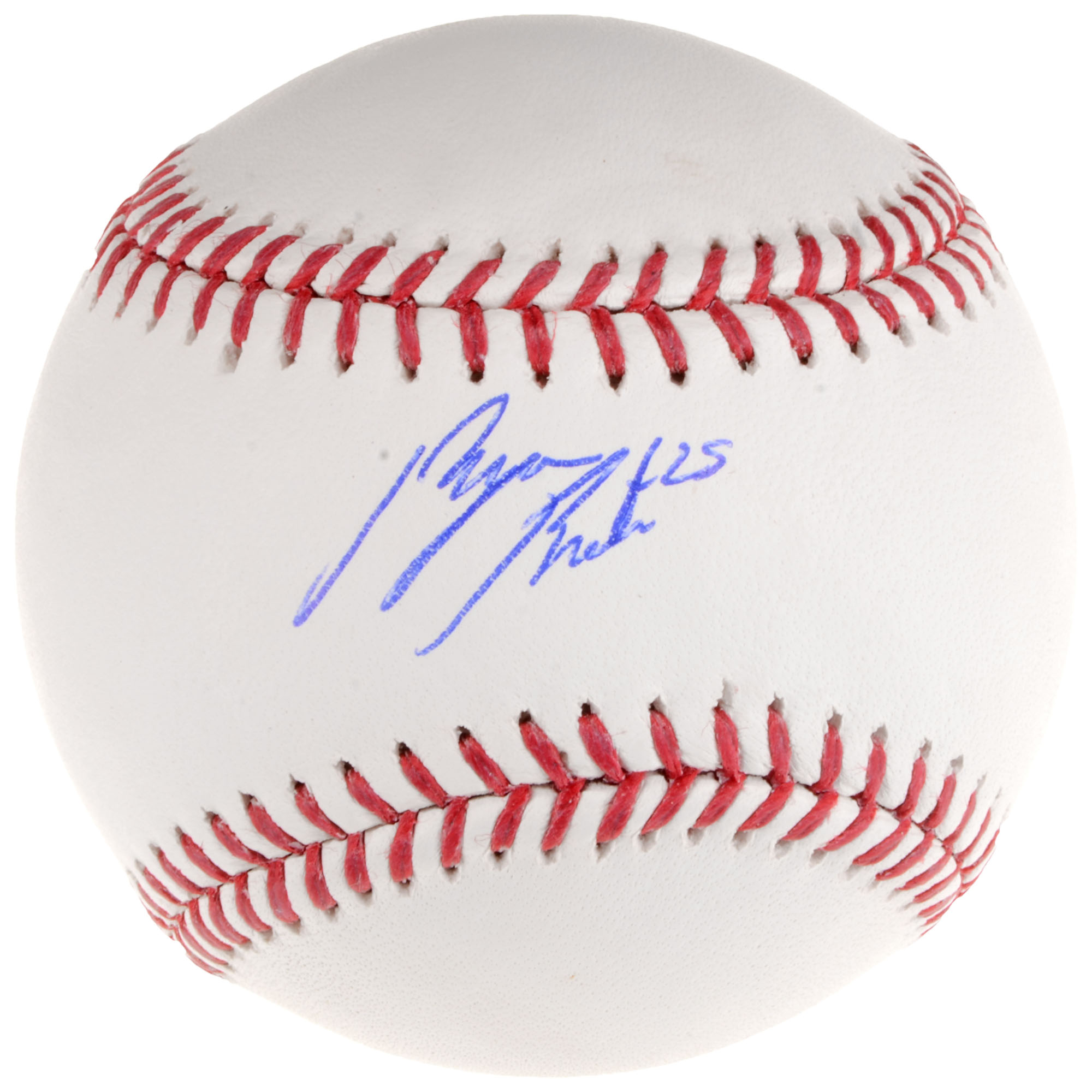 Byron Buxton Minnesota Twins Fanatics Authentic Autographed Baseball - No Size