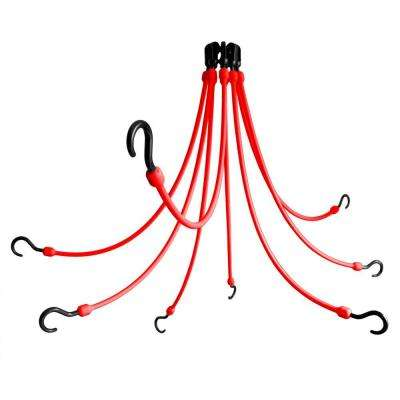 """THE PERFECT BUNGEE Flex Web (8 Arm 24"""")"""