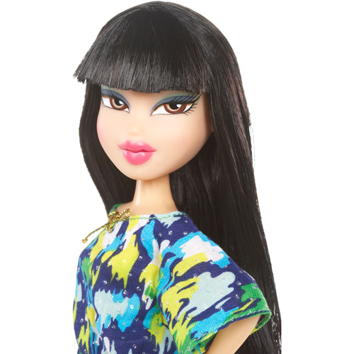 Bratz In the Wild Jade Doll by MGA Entertainment