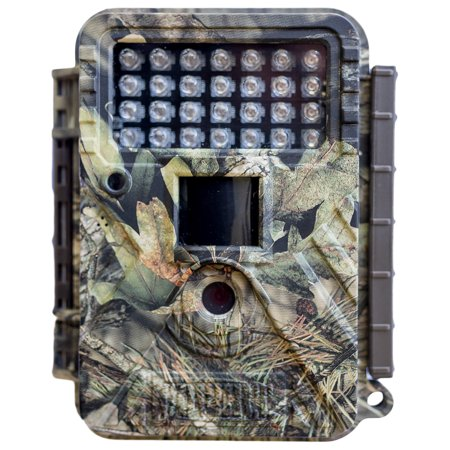 Covert Red Viper Camera 12 Mp With Viewer  Mossy Oak Country