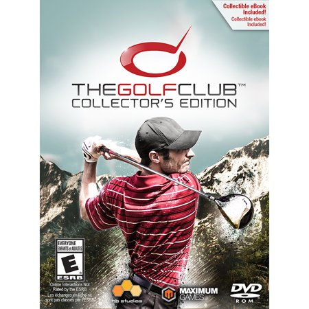 Golf Club: Collector's Edition (PC)