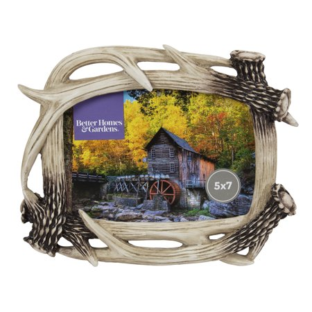 Better Homes and Gardens® 5x7 Antlers Frame
